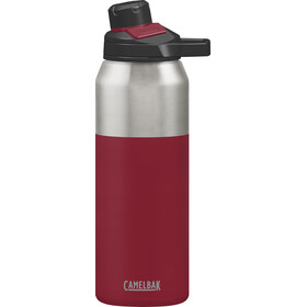CamelBak Chute Mag - Gourde - 1000ml rouge/argent